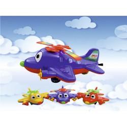 Веселый самолётик